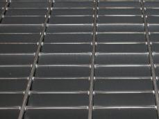 تصویر گریتینگ فلزی از نمای نزدیک